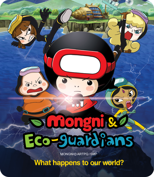 Mongni & Eco-guardians